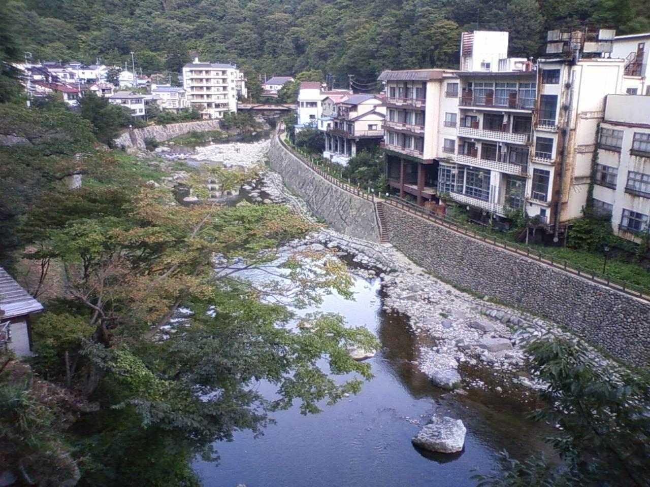 速報 東京→川治温泉
