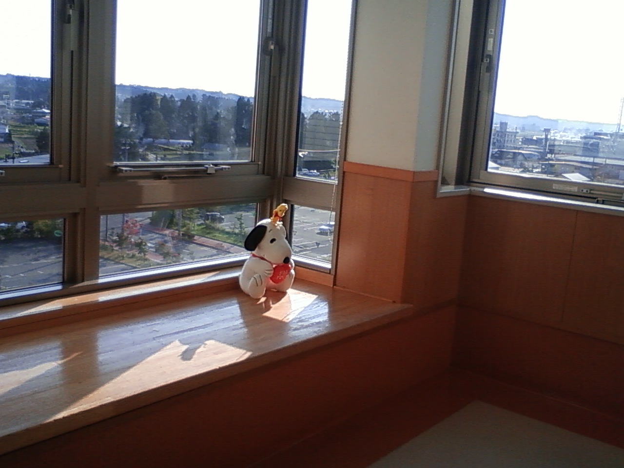 入院25日目(10/17) 土曜日は風呂・洗濯の日