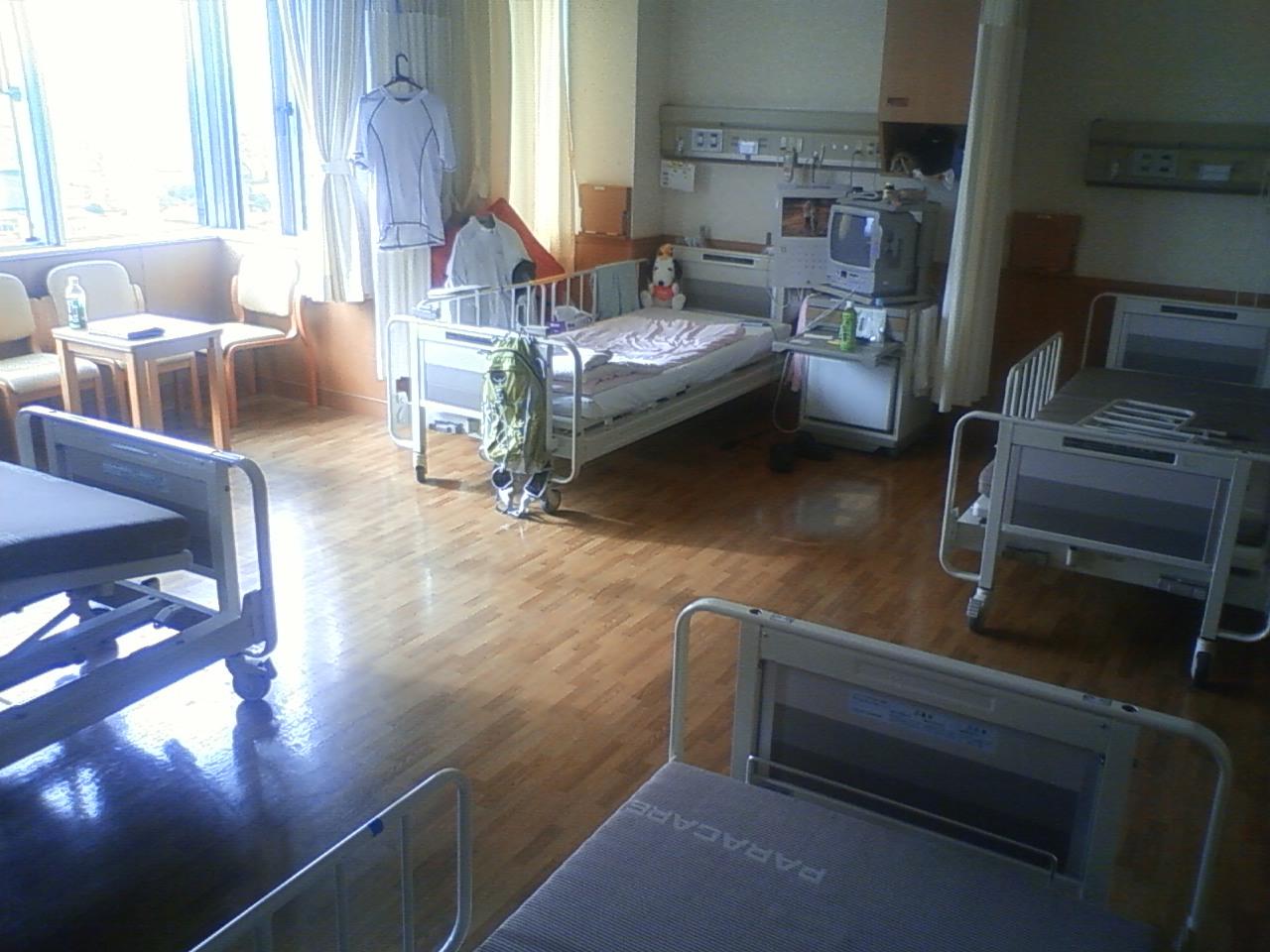 入院46日目(11/07)大安吉日